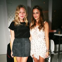 Scenes from Charlotte Ronson's Art Basel Party at the Mondrian Hotel