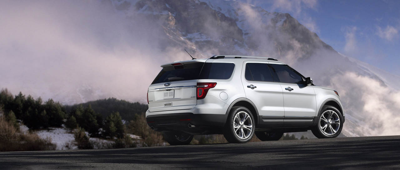 2011 ford explorer the all new ford explorer was completely. Cars Review. Best American Auto & Cars Review