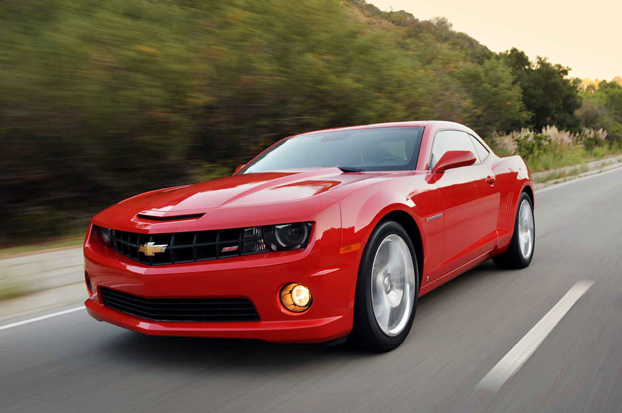 Review: 2010 Chevrolet Camaro