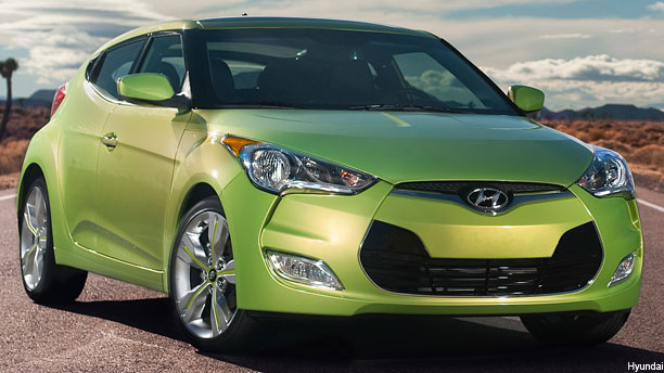 Five Cars You U0027ll Want This Summer If Gas 4 Per Gallon Autoblogit U0027s An Unusual Name For Car The Veloster Looks Like A Sporty 2