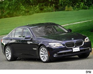 BMW ActiveHybrid 750i