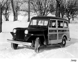 1946-1965 Jeep Willys Wagon
