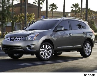 Nissan Rogue crossover