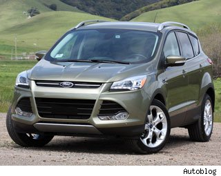 compare 2014 ford escape vs 2014 honda pilot autos weblog. Black Bedroom Furniture Sets. Home Design Ideas