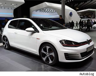 VW GTI Concept Car