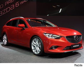 2014 Mazda6 Wagon