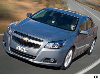 Chevrolet Malibu