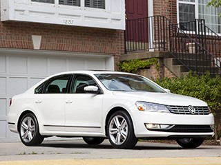 Volkswagen Passat