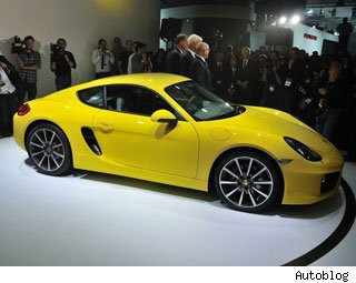 Porsche Cayman