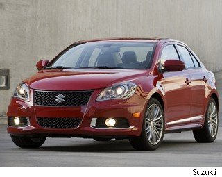 Suzuki Kizashi