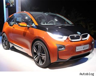 BMW i3 Concept