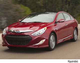 2012 Hyundai Sonata Hybrid