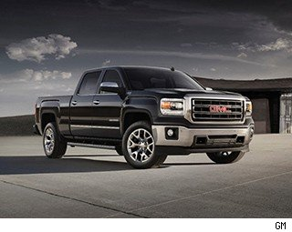 2014 GMC Sierra