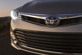 Toyota headlights
