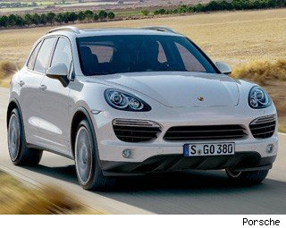 2013 Porsche Cayenne