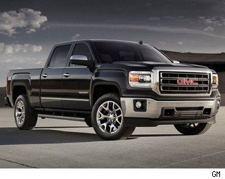 2013 GMC Sierra 1500