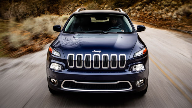 The Return Of Jeep Cherokee Built For Europe Or America? - Autoblog