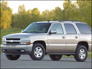 2006 used Chevy Tahoe