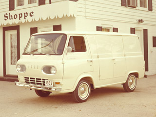 1961-7 Ford Econoline E100