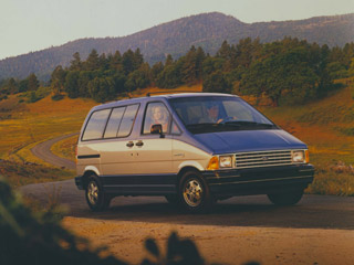 1986-97 Ford Aerostar
