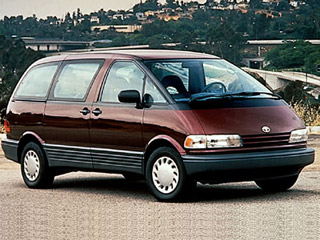 1991-7 Toyota Previa