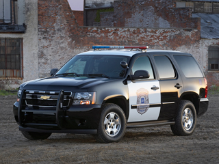 Chevrolet Tahoe: Probably Not Taking Kids To Soccer Camp