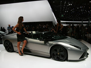 Lamborghini Reventon Roadster