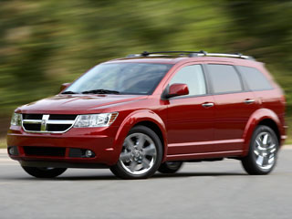 Middle Class Champ: Dodge Journey