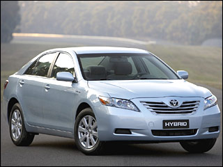 Toyota Camry Hybrid