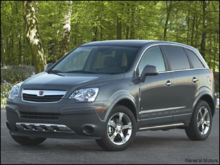 Cheap Hybrids: Saturn Vue Hybrid