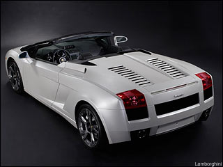 Lamborghini Gallardo Spyder
