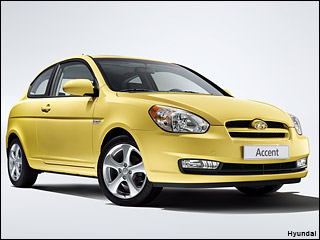 Fuel Efficient Hyundai Accent