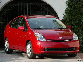 08 toyota prius hybrid