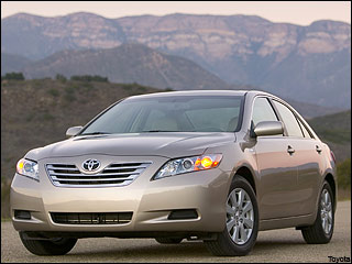 09 Toyota Camry Hybrid
