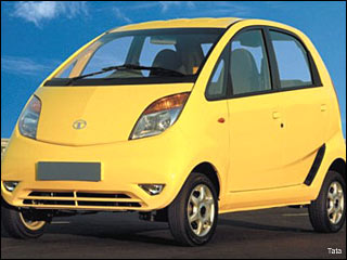 Tata Nano Cheapest Car