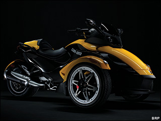 brp can am spyder