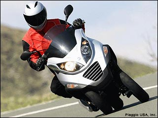 piaggio mp3 motorcycle