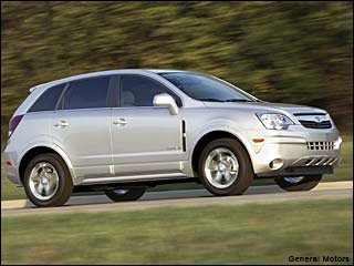 09  Saturn VUE Hybrid