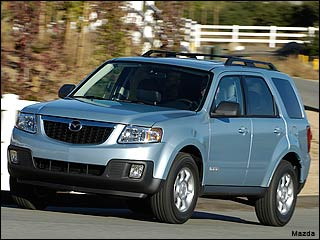 09 Mazda Tribute Hybrid