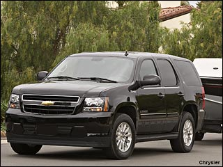 09 Chevy Tahoe Hybrid