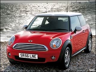 08 MINI Cooper Fuel Efficient Car