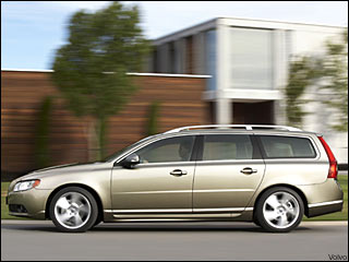 2008 Volvo V70 Luxury wagen