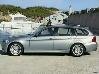 2008 BMW 328 Luxury wagon