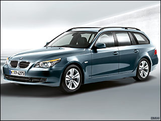 2008 BMW 535 wagon