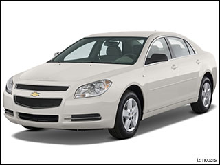 Chevy Malibu pictures