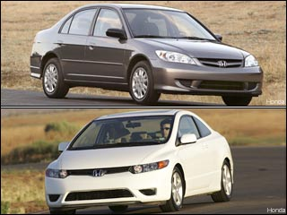 Honda Civic pictures