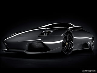 08 Lamborghini Murcielago sports car