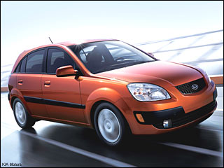 Fuel Efficient Kia Rio5