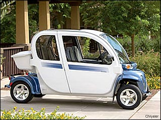 gem electric car
