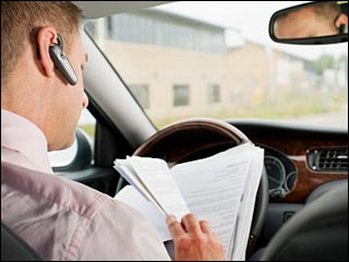 Texting while driving research paper